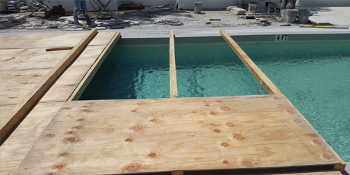 Pool-Protections