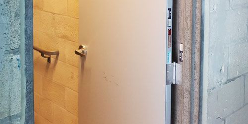 Door-Frame-Door Installations